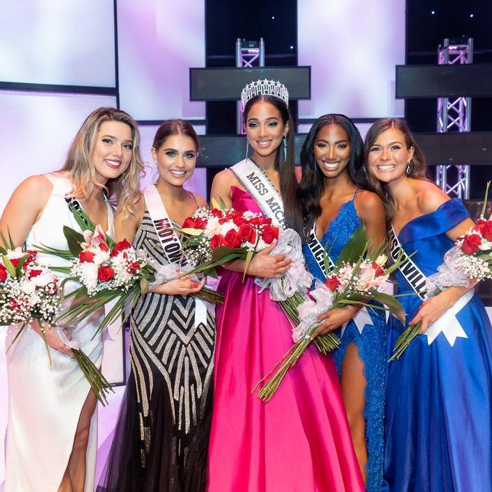 Miss Michigan USA and Miss Michigan Teen USA