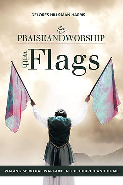 Praise and Worship with Flags- Waging Sp