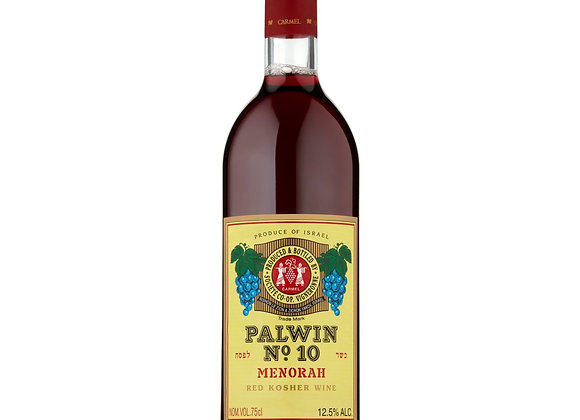 Carmel Winery - Palwin No.10 Menorah