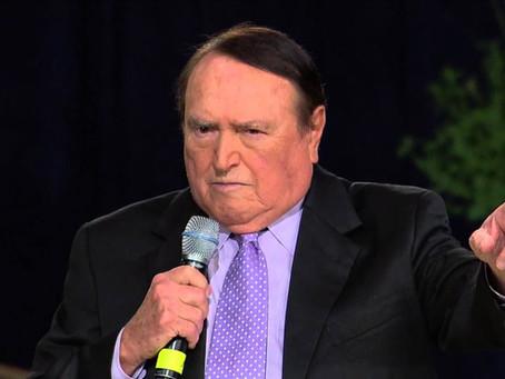 Controversial evangelist Morris Cerullo dies aged 88