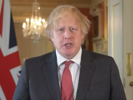 Boris Johnson thanks Christians who prayed for him while ill: 'It certainly seems to have worked!'