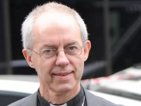 Justin Welby: It's important we remember Jesus was not white