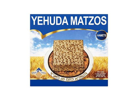 Yehuda Matzos Unsalted  Crackers
