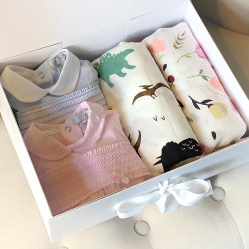 Boy/Girl Twin Box