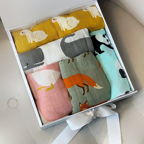 Assorted Muslin Box