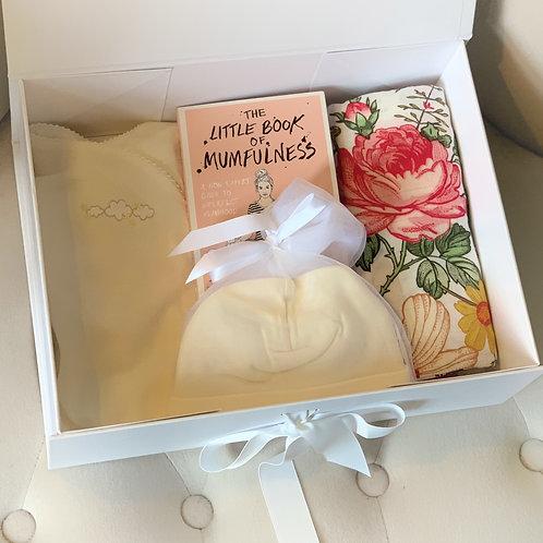 Flowery Gift Box