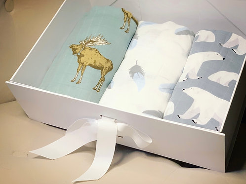 Winter Swaddle Box