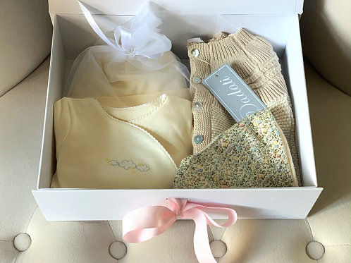 Girl's Neutral Box