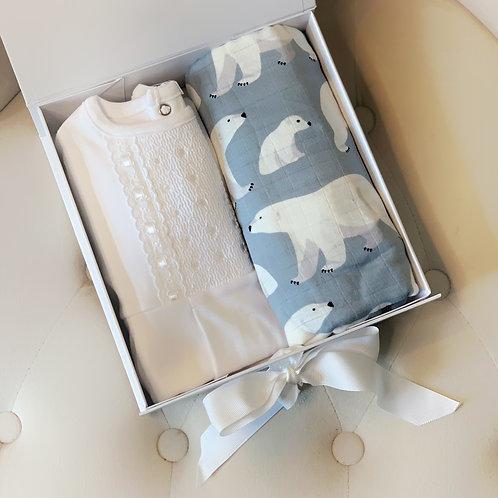 Grey Themed Box