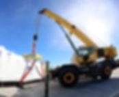 2.5 MW Mobile Diesel Generator Ready for Rapid Deployment