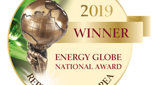 National ENERGY GLOBE Award Republic of Korea 2019! Winner: Dr. Urine!