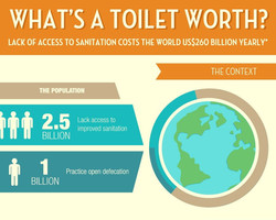 What's a Toilet Worth?