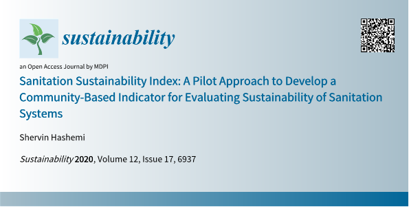 Hashemi Sanitation Sustainability Index (HSSI)