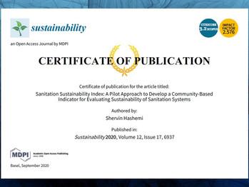 Hashemi's Sanitation Sustainability Index: A Community-Based Indicator for Evaluating Sustainability