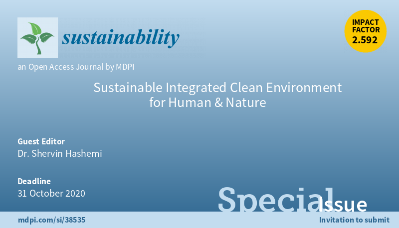Sustainable Integrated Clean Environment for Human & Nature