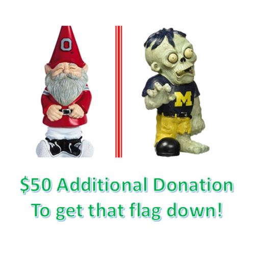 $50 Additional Donation