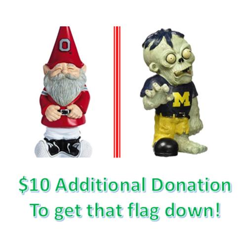 $10 Additional Donation
