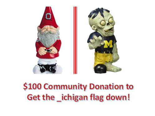 $100 Community Donation