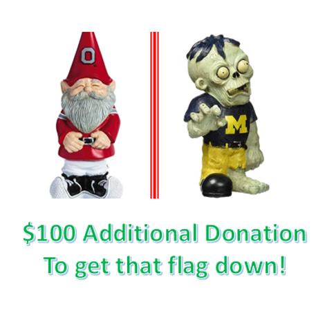 $100 Additional Donation