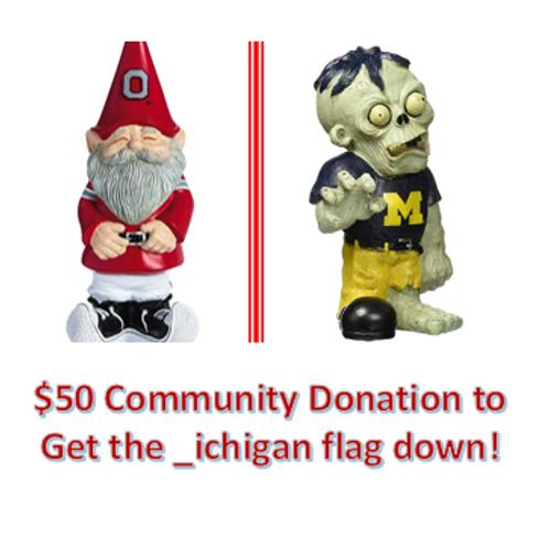 $50 Community Donation