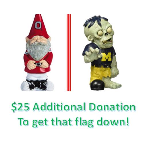 $25 Additional Donation
