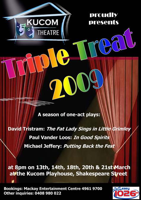 Triple Treat 2009