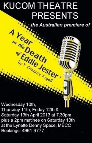 A Year in the Death of Eddie Jester