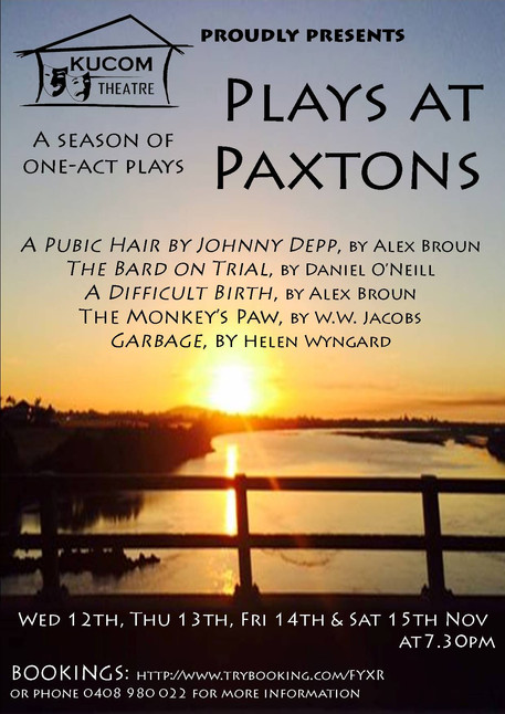 Plays at Paxtons