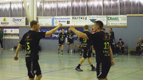 Ankündigung Handball Sachsenpokalfinale Cunewalde vs. LVB Leipzig