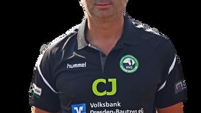 Der HVO Cunewalde trennt sich nach der Saison von Trainer Carsten John!