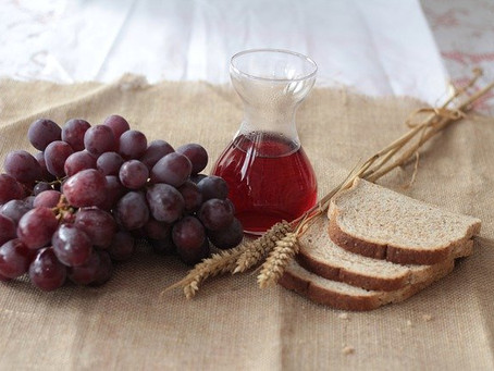 Join Us for Communion