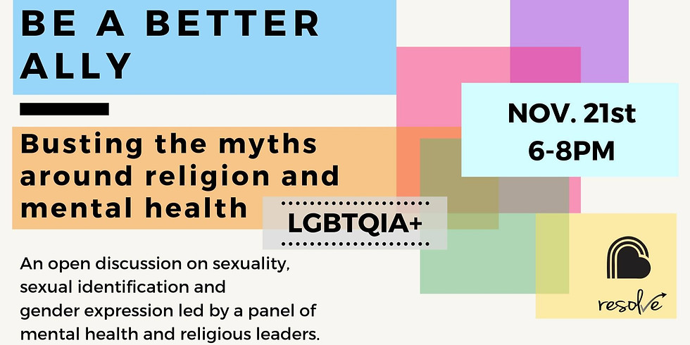 Be A Better Ally: LGBTQ+