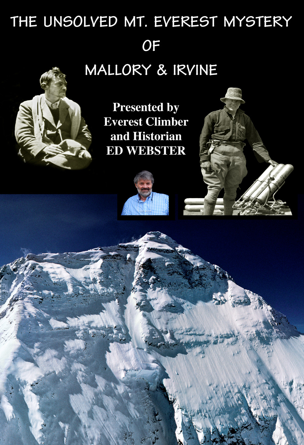 The Unsolved Mt Everest Mystery Of George Mallory