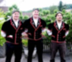 Drei Lenzburger Kranzgewinner
