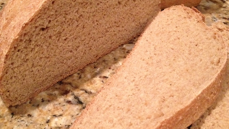 Daily Bread 101 - Basic Whole Grains & Bread Baking