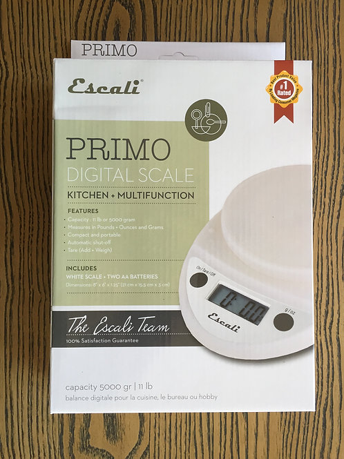 Esacli Primo Digital Kitchen Scale