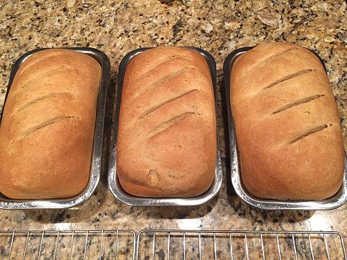 Honey Whole Wheat (per loaf)