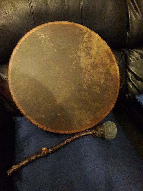 "16"" Horse Shamanic Drum"