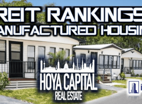 Manufactured Housing REITs: Housing Shortage Intensifies