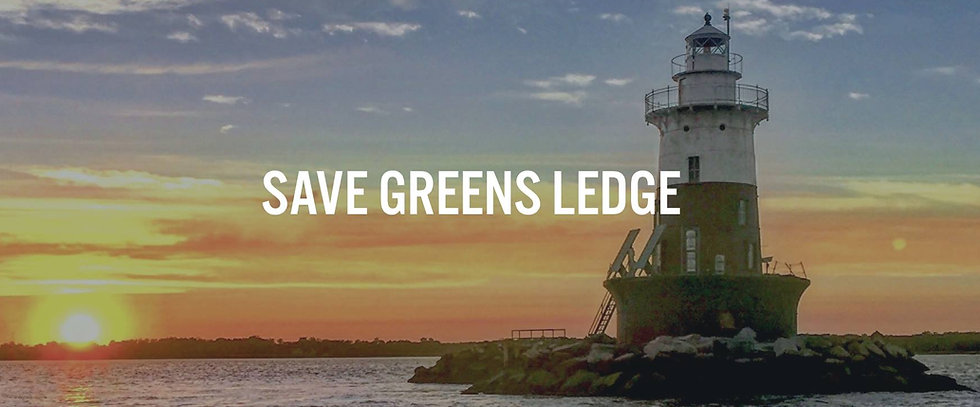 Greens Ledge Light