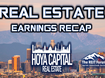 Dividends Raised, Rents Paid: REIT Earnings Recap