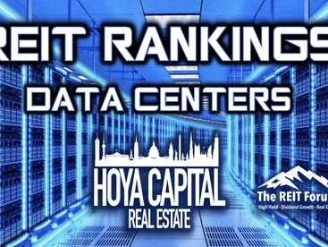 Data Center REITs: Go Big Or Go Home