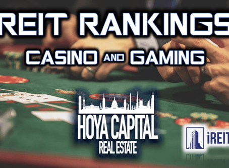 Casino REITs: The House Always Wins