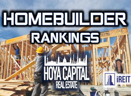 Homebuilders: A V-Shaped Vendetta