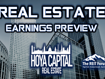 Short On Supply, High On Demand: REIT Earnings Preview