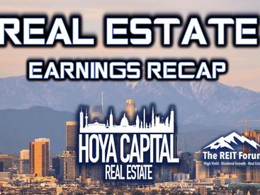 REIT Earnings Recap: Mega-Mergers And Roaring Rents
