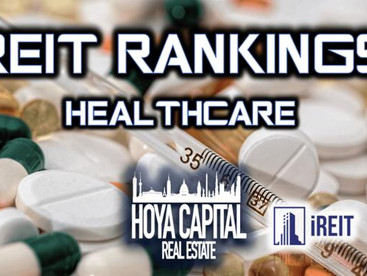 Healthcare REITs: Signs of Life