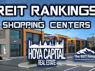 Shopping Center REIT Sector Overview