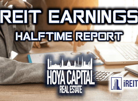 Who Paid The Rent? Earnings Halftime Report