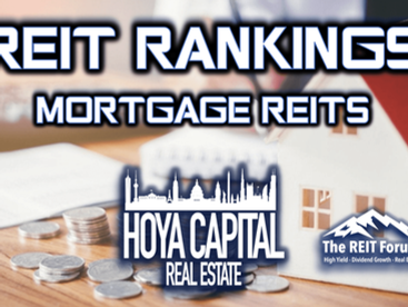 Mortgage REITs: High-Yield Bargains